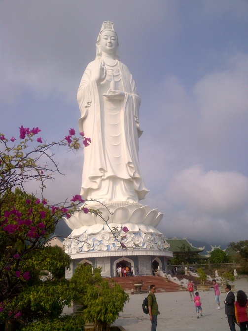 Lady Buddha in Danang