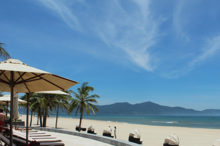 Beach in Danang