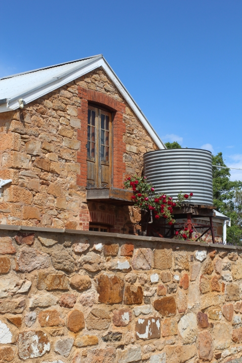 Cellar door at Crabtree Wines