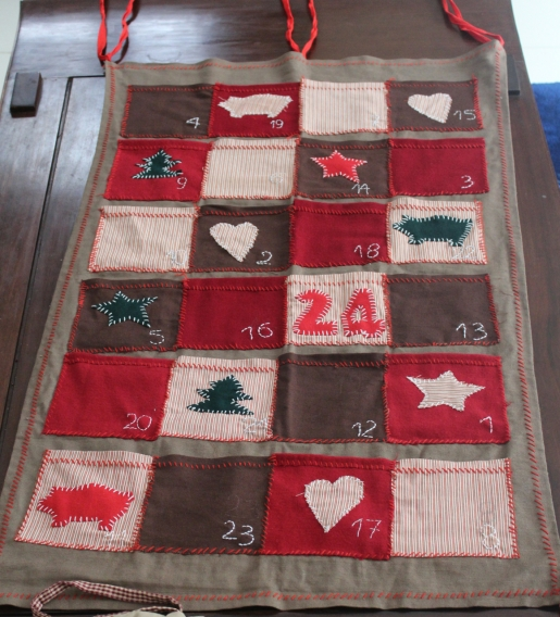 Danish advent calendar - just need to find two sets of 24 gifts
