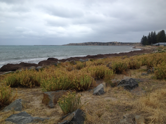 Still beautiful on a stormy day - Victor Harbor