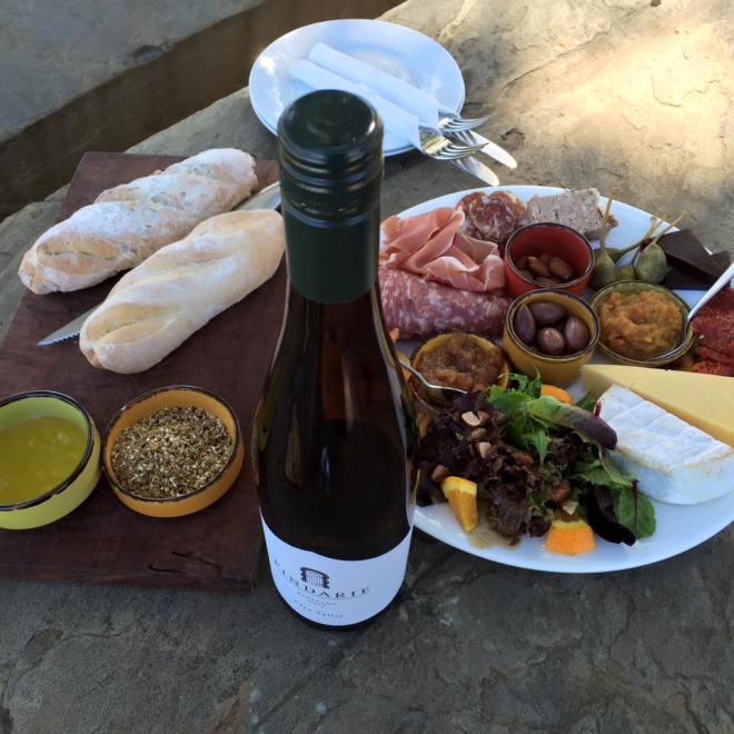 Lunch at Pindaric