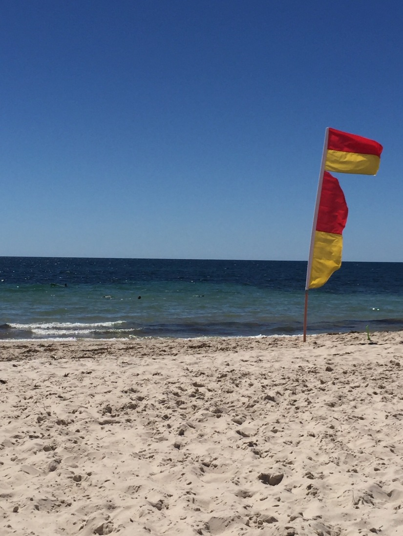A beach holiday inNormanville